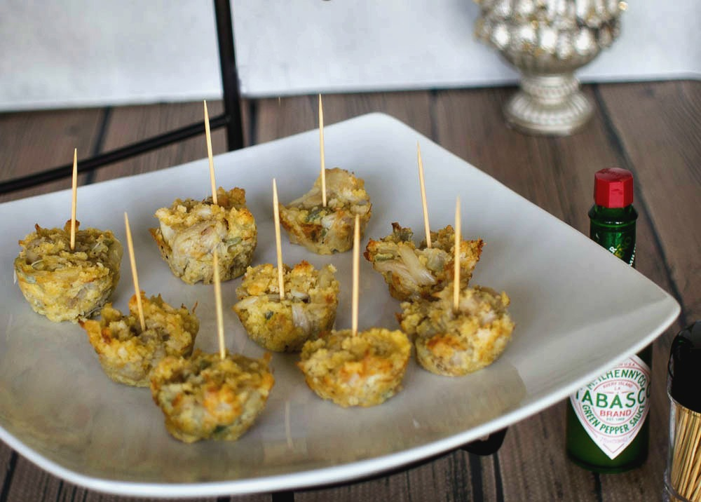 Jalapeno Crab Bites - Easy Party Appetizer