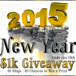 New Year's Round Robin Giveaway