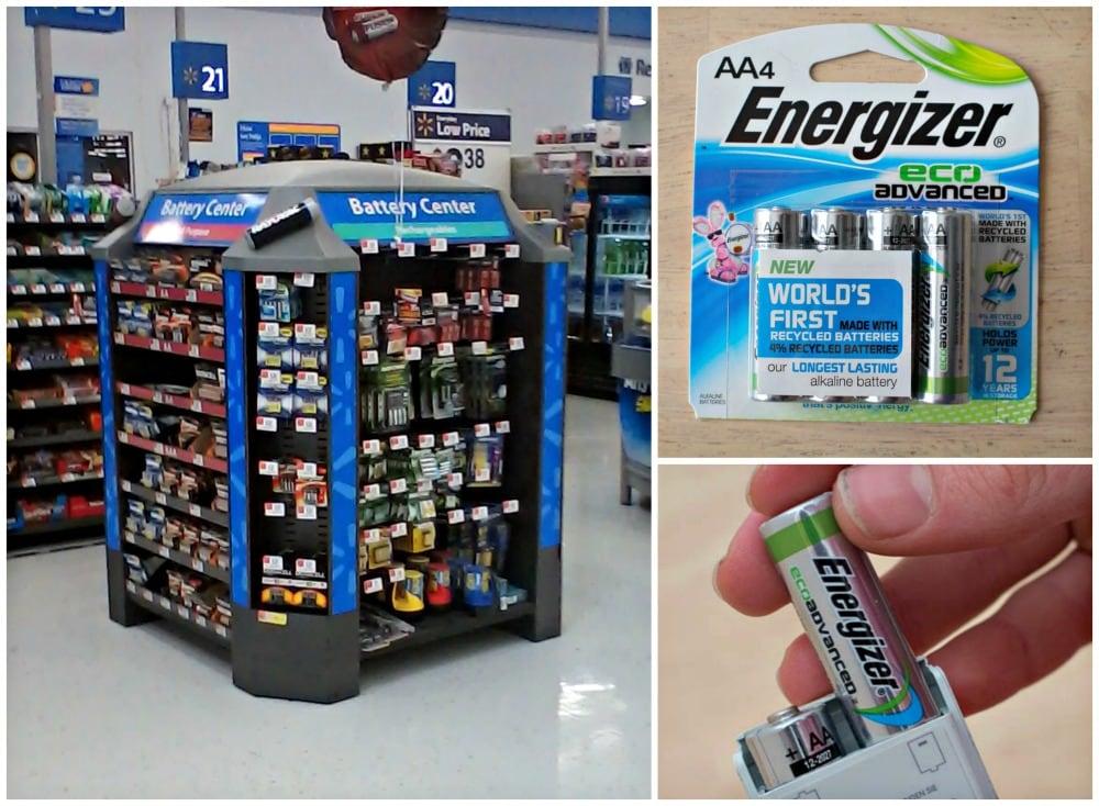 batteries at walmart