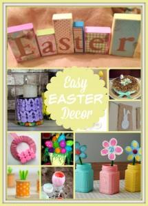 12 Easy Easter Decor Ideas