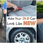 Make Your Old Car Look Like New
