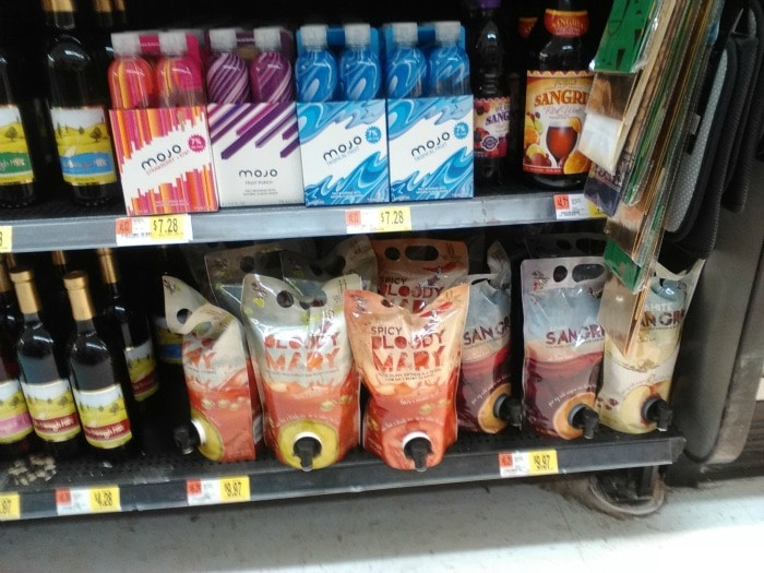 LiDestri Bloody Mary at Walmart