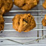 Pumpkin Date Cookies