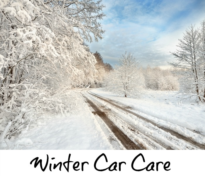 Winter Car Care - Protect your Car this winter