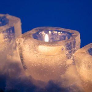 How to Make DIY Ice Lanterns