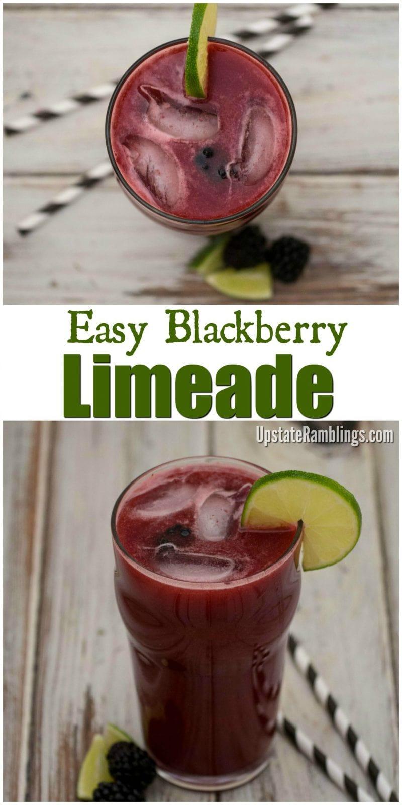 Homemade Limeade Recipe
