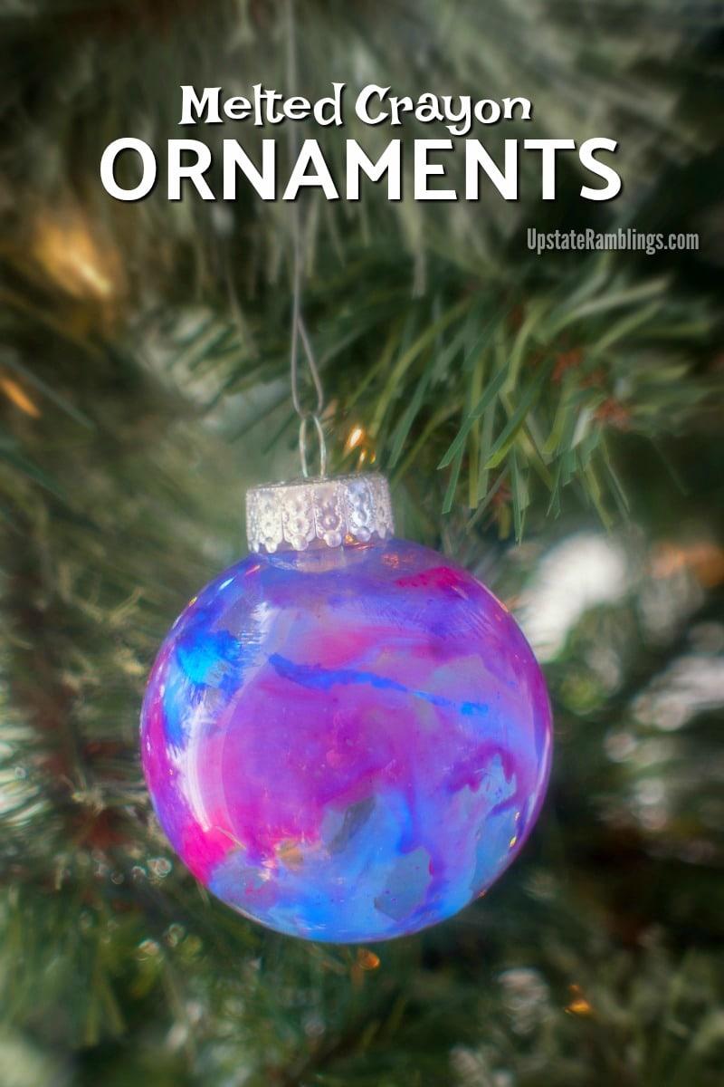 Homemade Felt Christmas Ornaments