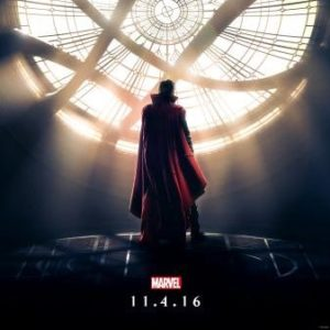Doctor Strange Poster and Clip