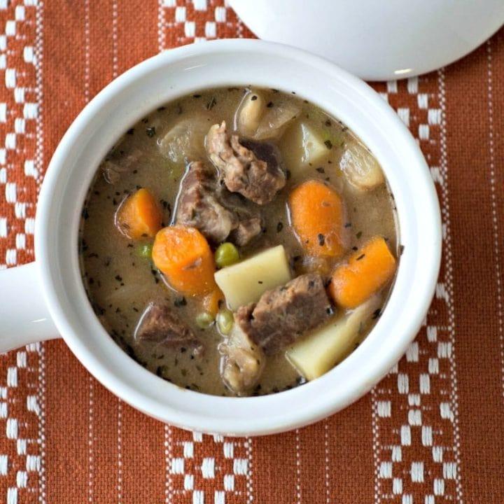 Easy Beef Stew Recipe Upstate Ramblings