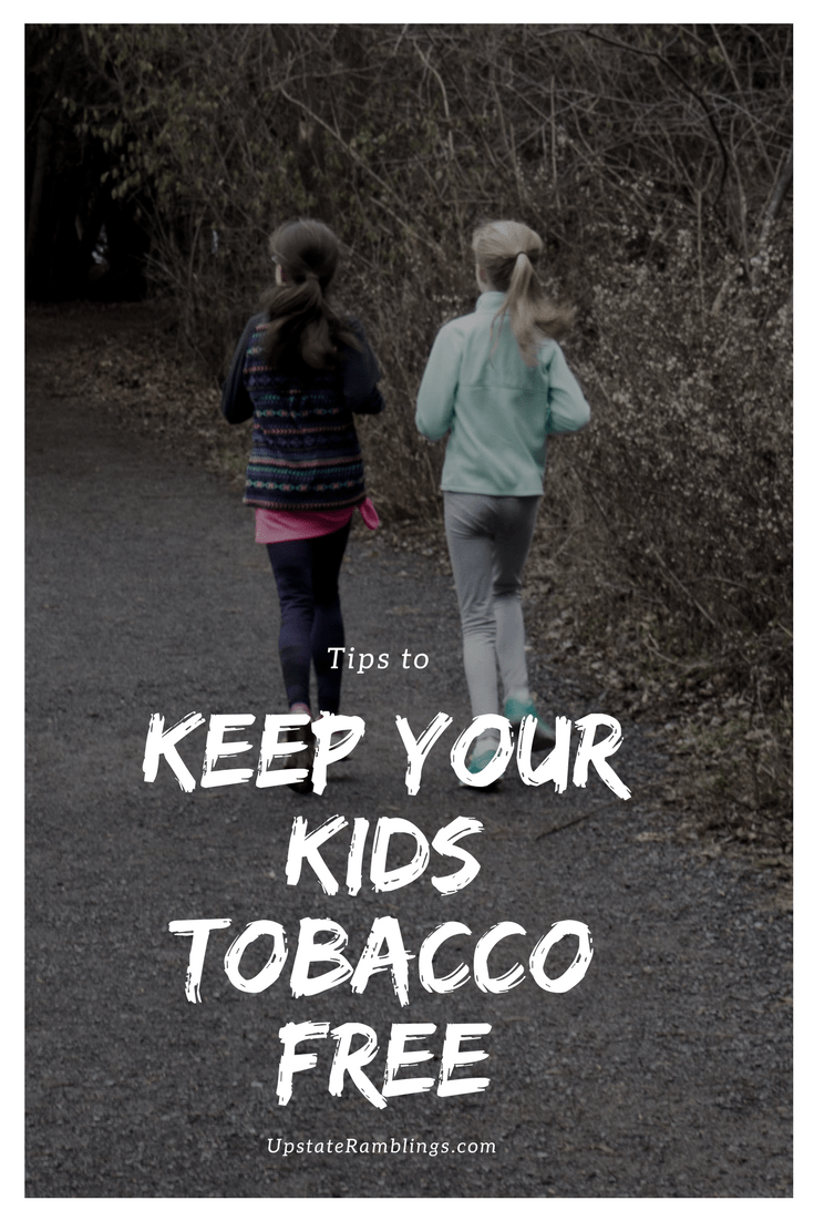 Tips to Keep Your Kids Tobacco Free
