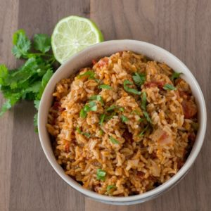 Instant Pot Mexican Rice – Easy Pressure Cooker Recipe