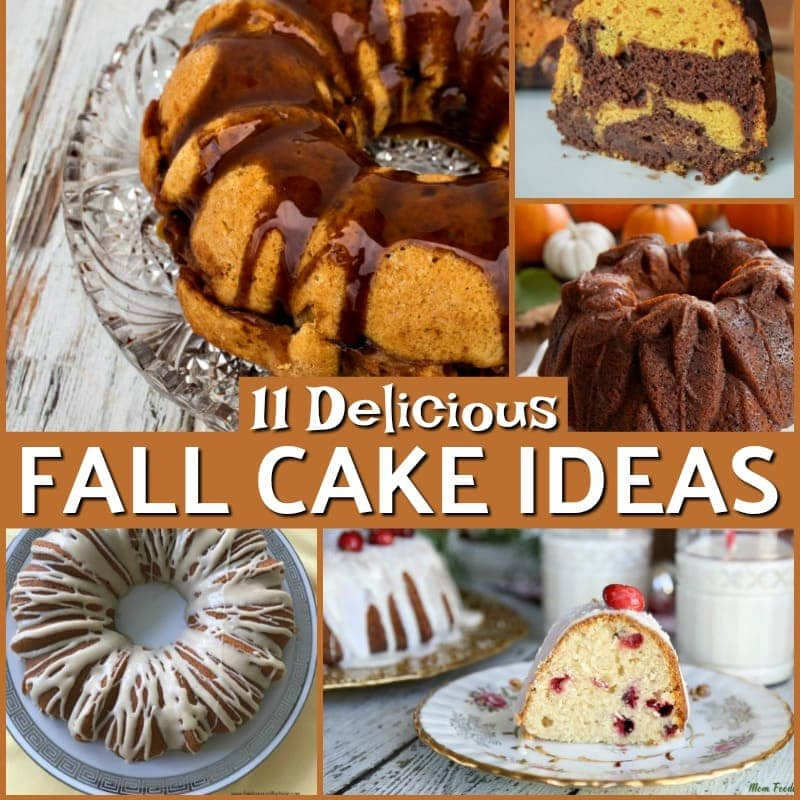 11 Best Fall Cake Ideas for Autumn Baking