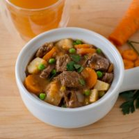 Apple Cider Instant Pot Beef Stew