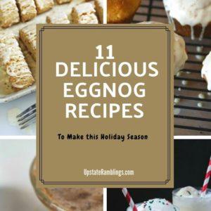 11 Delicious Eggnog Recipes