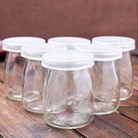 Yogurt Jars with Lid