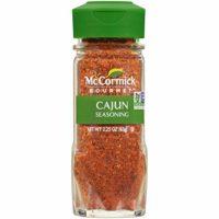 McCormick Gourmet Cajun Seasoning, 2.25 oz